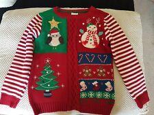 Maglione Di Natale 6-7 anni