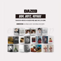 더보이즈 THE BOYZ DAZED [ BON BOYZ VOYAGE ] Photo Book Whole Magazine via DHL FedEx