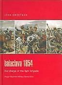 Balaclava 1854: The Charge of the Light Brigade by Sweetman, John