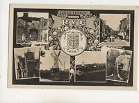 Greetings From Rye Sussex 1919 RP Postcard 629b