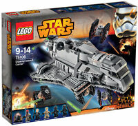 LEGO STAR WARS 9-14 ANNI IMPERIAL ASSAULT CARRIER ART 75106