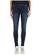 BLACK ORCHID Jude Mid Rise Super Skinny Jeans Elemental Faded Blue 26 $185 #365