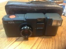 Vintage German AGFA COMPACT 35mm Camera Electronic Winder