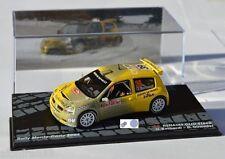 RALLY IXO DIECAST 1/43 Renault Clio S1600 Bernardi-Giraudet RAL079