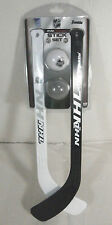 Franklin NHL Mini Hockey Stick Set Black & White New Toy