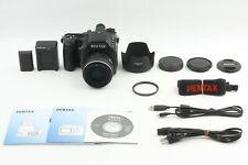 【 MINT w/ SMC D FA 55mm Lens + HOOD 】 PENTAX 645D Digital Camera from JAPAN