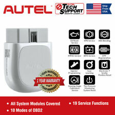 Autel Automotive OBD2 Scanner ABS SRS Airbag Key DPF BMS TPMS EPB Oil Reset Tool