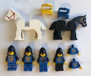 🏰 Lego Castle Vintage BLACK FALCONS Minifigures & Accessories 🦅