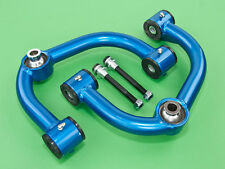 """2000-2007 Toyota Sequoia 2WD/4WD Blue Upper Control Arm For 2-4"""" Lift"""
