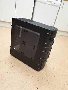 IN WIN Dragon Slayer Black  0.6 mm SECC Micro ATX Mini Tower Computer Case