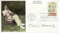 Mark Strand Pulitzer Prize US Poet Laureate Author Signed Autograph FDC