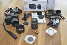 Nikon V1 mit Extras (!)