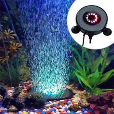 12 LED Aquarium Fish Tank Pond Light Lamp Garden Submersible Fountain Spotlight