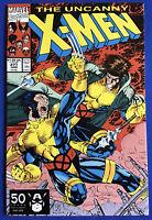 Uncanny X-Men #277 (1991) Gladiator & Starjammers APP; Upper Deck Insert; VF/NM