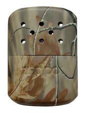 ZIPPO Hand Warmer Hand- + Taschenwärmer Realtree Groß 12 Stunden warme Hände NEU