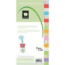 CRICUT Paper - Paper Pad, Celebrations 40-1603