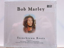 BOB MARLEY - Trenchtown Roots  Vol. 1 + 2   2-CD-Box  New Sealed  Versiegelt NEU