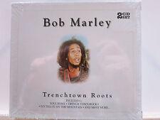 BOB MARLEY - Trenchtown Roots Vol. 1 + 2 -  2-CD-Box  New Sealed  Versiegelt NEU