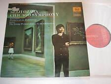 LP/SEIJI OZAWA CONDUCTIONG CHICAGO SYMPHONY/RCA LSC-2977