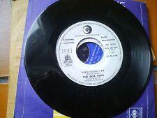 "7"" PROMO THE BOX TOPS NEON RAINBOW EVERYTHING I AM EX/EX+ ITALY 1967"