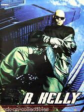 R. Kelly 1995 Self Titled Album Jive Records Original Promo Poster