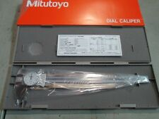 "MITUTOYO 505-746 DIAL CALIPER 0-12"" OLD PART NUMBER 505-677 NEW/UNUSED"