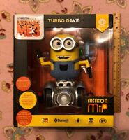 BRAND NEW WowWee Despicable Me 3 Turbo Dave Minion Mip Kid's Toy
