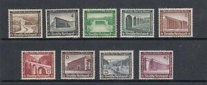 Deutsches Reich Michel-Nr. 634-642 ** postfrisch