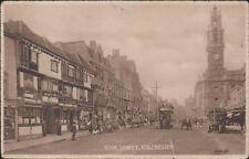 PPC High Street Colchester Essex 1915
