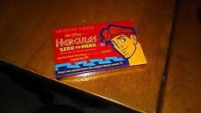 DISNEY HERCULES ZERO TO HERO 1997 PROMO BRAND NEW CASSETTE SINGLE