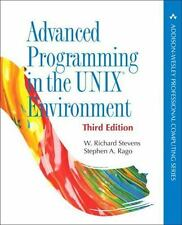 Advanced Programming in the UNIX Environment by W. Richard Stevens