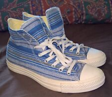 Must Have Hi-Top CONVERSE Print Unisex Shoes / Sneakers - size EUR 44 / UK 10