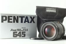 【MINT w/ Box】 SMC PENTAX-A 645 150mm f3.5 LENS For 645 N NII From Japan #217