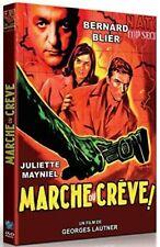 MARCHE OU CREVE BLIER  DVD  NEUF SOUS CELLOPHANE