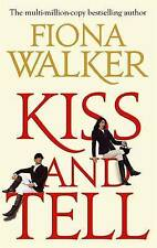 Kiss And Tell, Walker, Fiona, New Book