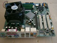 CARTE MERE 775 ECS ASTEROP 3 +PROC P4/524+ 1 go DDR2 +Video integrée
