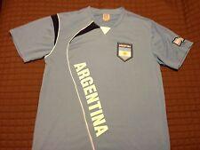 New Argentina Futbol Soccer Football Jersey Men's Size Small NWT Mens sz S   BIN