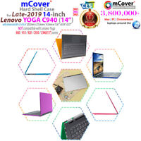 """NEW mCover® Hard Case for 14-inch Lenovo Yoga C940 (14"""") 2-in-1 Laptop Computer"""