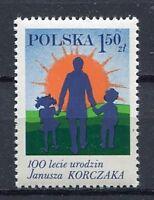 35943) POLAND 1978 MNH** J. Korczak 1v