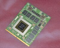 Nvidia GeForce GTX 680M 2GB DDR5 MXM 3.0 Type B for M17x M18x GTX680M
