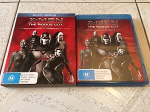 X-MEN DAYS OF FUTURE PAST ROGUE CUT WITH SLIP COVER 2-DISC SET