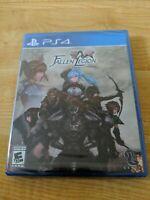 Fallen Legion Sins of an Empire Sony Playstation 4 PS4 Limited Run Games 108 New