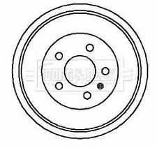 BORG BBR7045 BRAKE DRUM Rear
