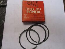 NEW NOS OEM HONDA CB350 CL350 SL350 Piston RINGS  13009-287-000