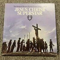 Jesus Christ Superstar 1973 Original Soundtrack LP Vinyl Record Album MCA2-11000