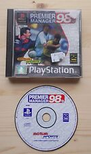 Premier Manager 98 Sony PS1