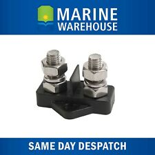 Power Dual Stud - Insulated Terminal Post 10mm Stainless Steel Marine 705539