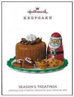 2018 Hallmark Season's Treatings Chocolate Delight 10th in the Series Ornament!