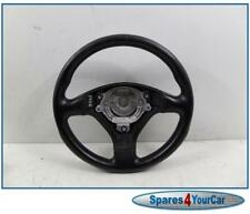 Audi TT 98-06 Steering Wheel 3 Spoke Leather Part No 8N0419091B