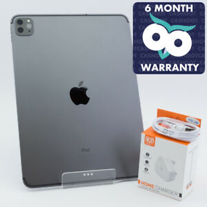 "Apple iPad Pro 11"" 2nd Gen 2020 256GB Space Grey WiFi + Cellular 4G Unlocked G.A"